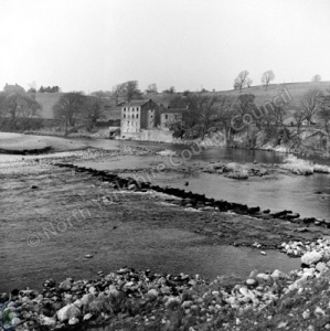 River Wharfe, Stepping Stones, Linton-in-Craven